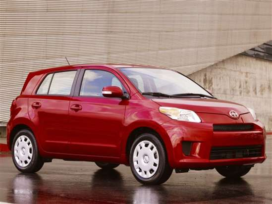 2012 Scion xD: Video Road Test and Review