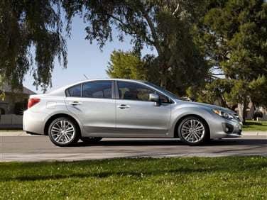 2012 Subaru Impreza 2.0i (CVT) Sedan