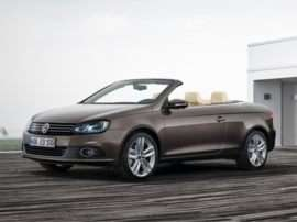 2012 Volkswagen Eos Komfort 2dr Front-wheel Drive Convertible