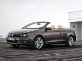 2012 Volkswagen Eos Komfort 2dr Front-wheel Drive Convertible