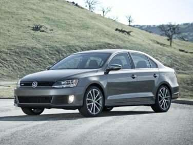 2012 Volkswagen Jetta GLI w/PZEV (M6)