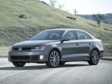 2012 Volkswagen Jetta GLI Autobahn (A6)