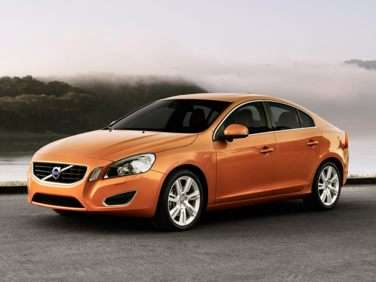 2012 Volvo S60 