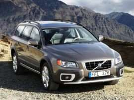 2012 Volvo XC70 3.2 4dr All-wheel Drive Wagon