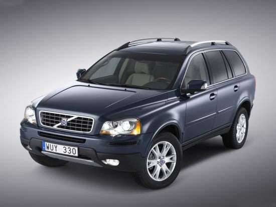 2012 Volvo XC90 Models, Trims, Information, and Details ...