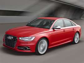 2013 Audi S6 4.0T Prestige 4dr All-wheel Drive quattro Sedan