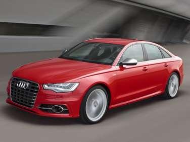 2013 Audi S6 Base