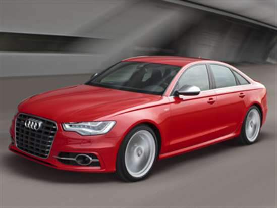 2013 Audi S6 Luxury Sports Sedan Review