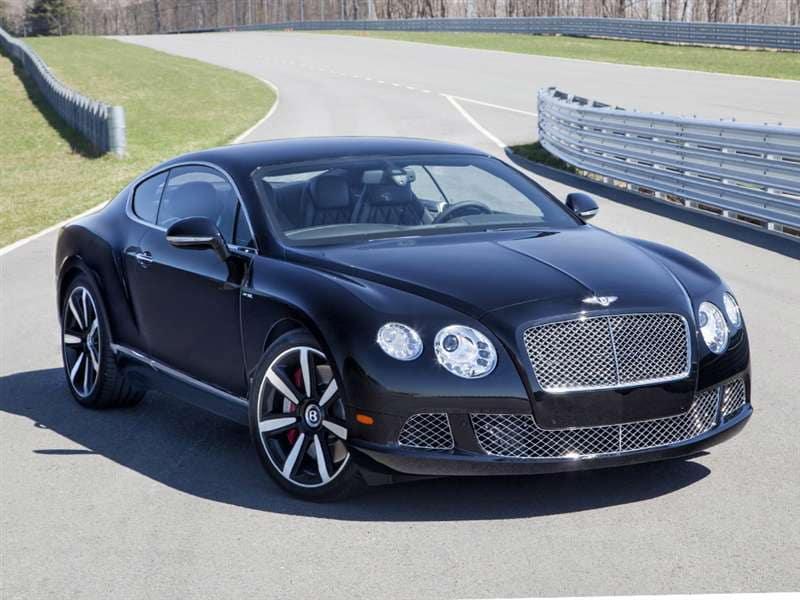 2013 Bentley Continental Supersports