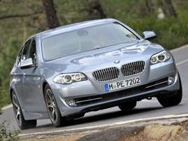 2013 BMW ActiveHybrid 5 Base 4dr Rear-wheel Drive Sedan