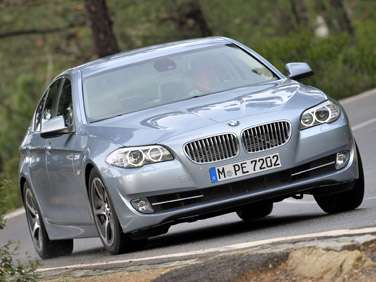 2013 BMW ActiveHybrid 5 Base