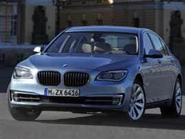 2013 BMW ActiveHybrid 740 Li 4dr Rear-wheel Drive Sedan