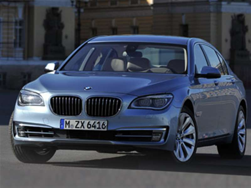 2014 BMW ActiveHybrid 740