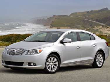 2013 Buick LaCrosse Leather Group FWD