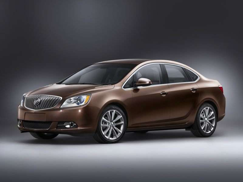 2013 Buick Verano Pictures including Interior and Exterior Images