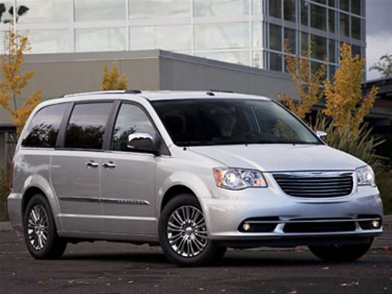 Would you buy a chrysler town and country #1