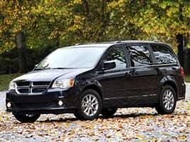 2013 Dodge Grand Caravan SE Front-wheel Drive Passenger Van