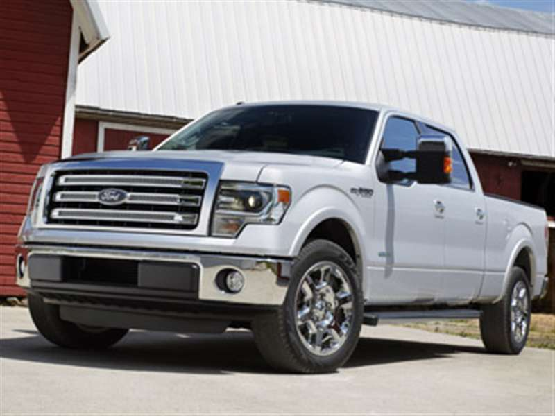 Research the 2013 Ford F-150