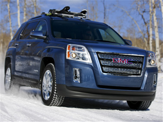 2013 gmc terrain models trims information and details. Black Bedroom Furniture Sets. Home Design Ideas