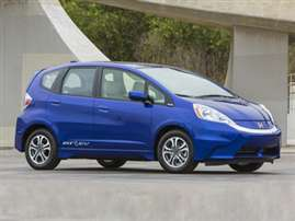2013 Honda Fit EV Base 4dr Hatchback