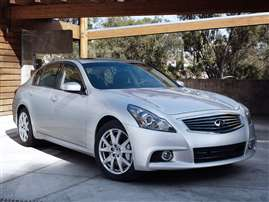 2013 Infiniti G37 Journey 4dr Rear-wheel Drive Sedan