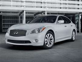 2013 Infiniti M35h Base 4dr Rear-wheel Drive Sedan