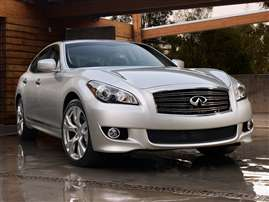 2013 Infiniti M56 Base 4dr Rear-wheel Drive Sedan