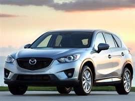 2013 Mazda CX-5 Sport Front-wheel Drive Sport Utility