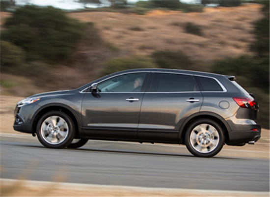 2013 Mazda CX-9 Video Review