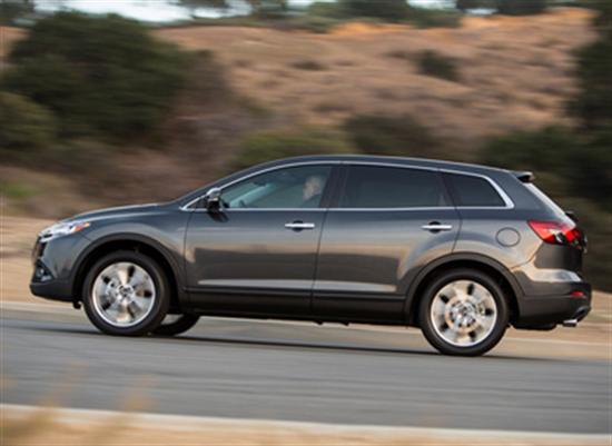 2013 Mazda CX-9 Video Review