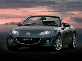 2013 Mazda MX-5 Miata Sport 2dr Convertible
