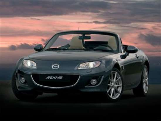 The Run to 60 MPH: 2013 Mazda MX-5 Miata