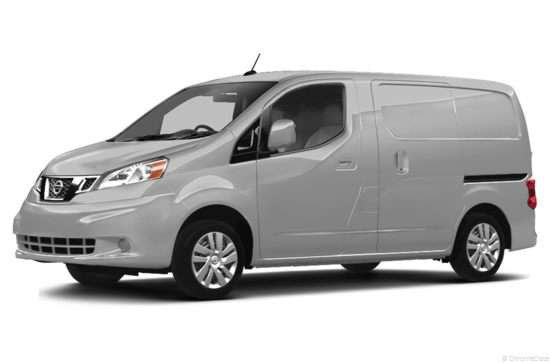 2014 nissan nv200 cargo van first drive. Black Bedroom Furniture Sets. Home Design Ideas