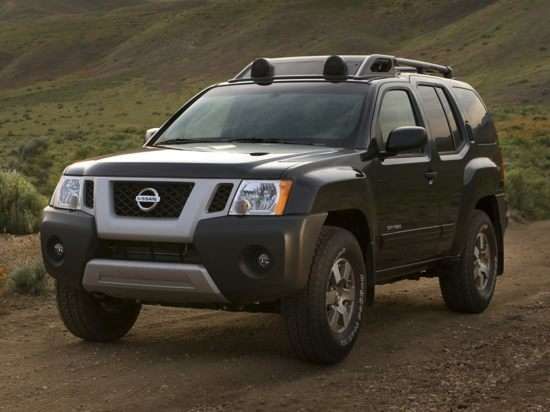 2013 nissan xterra models trims information and details. Black Bedroom Furniture Sets. Home Design Ideas