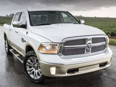 2013 RAM 1500 SLT 4x4 Regular Cab 8' Box