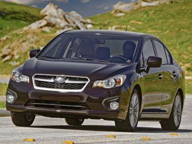 2013 Subaru Impreza 