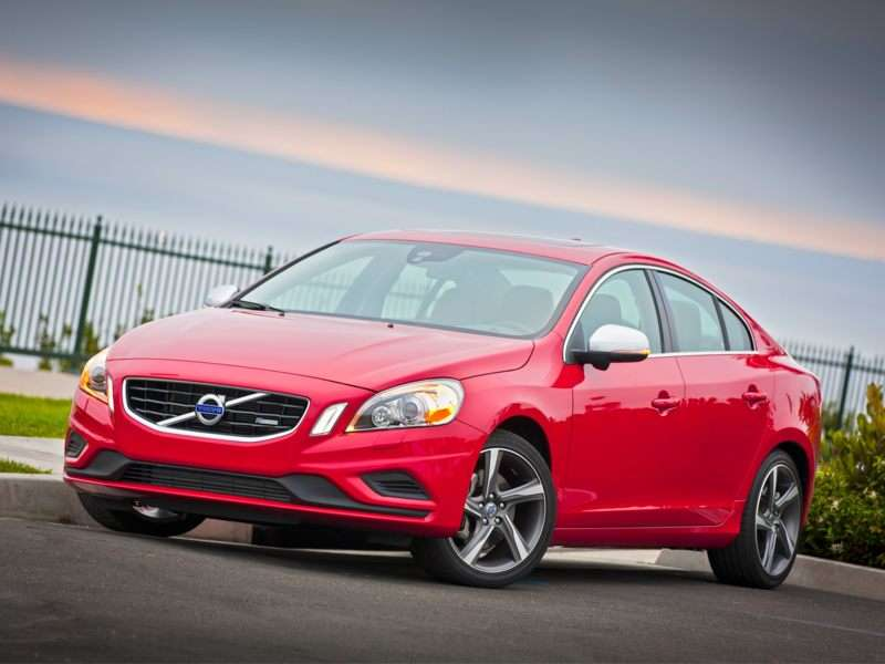2013 Volvo S60 Pictures including Interior and Exterior ...
