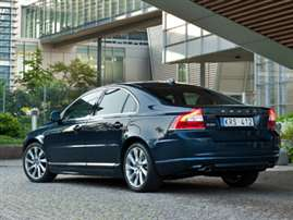 2013 Volvo S80 3.2 4dr Front-wheel Drive Sedan