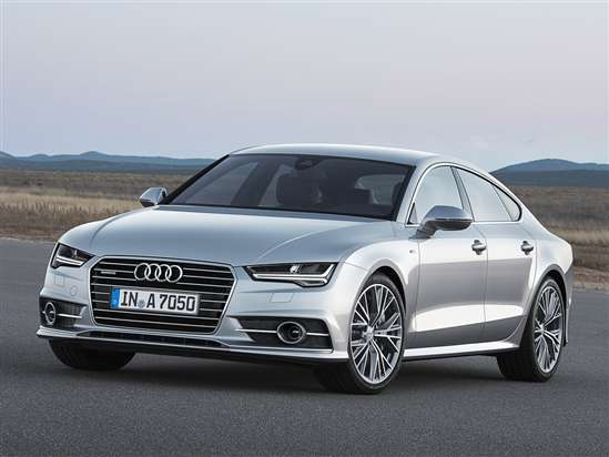 2014 Audi A7 TDI Video Review