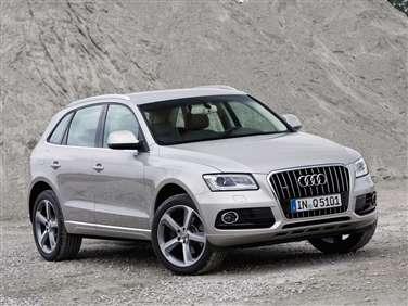 2014 Audi Q5 3.0T Premium Plus