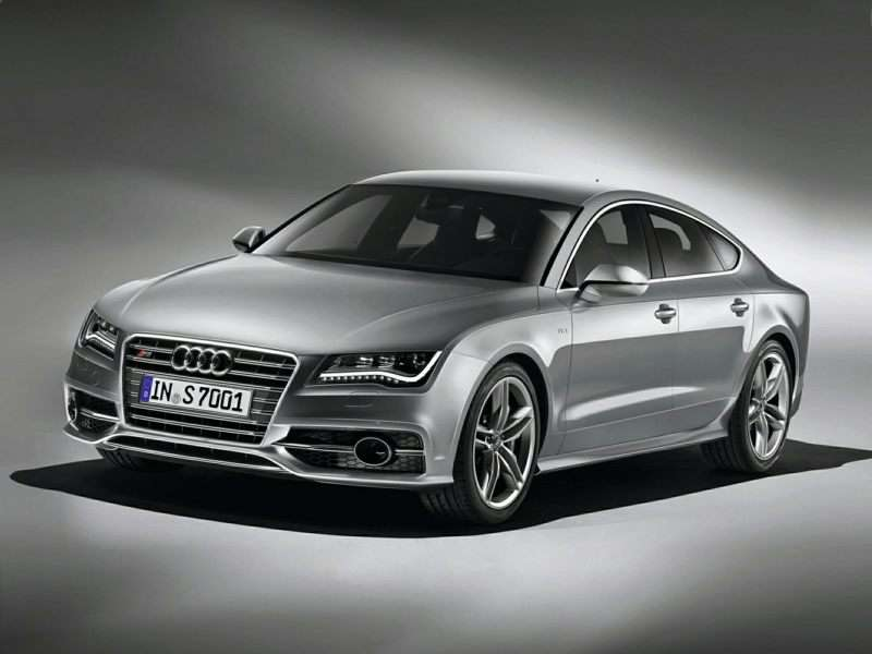 2014 Audi S7 Pictures including Interior and Exterior Images ...