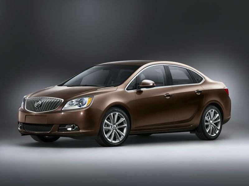 2014 Buick Verano Pictures Including Interior And Exterior