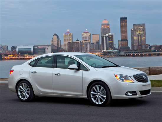 2014 Buick Verano Turbo Video Review