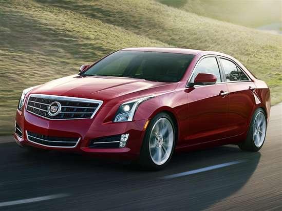 2014 Cadillac ATS 2.0L Turbo Premium AWD