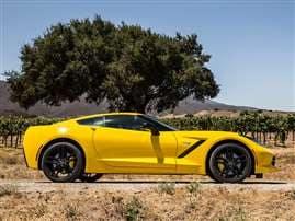 2014 Chevrolet Corvette Stingray Base 2dr Coupe