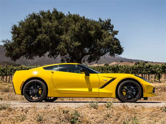 2014 Chevy Corvette Stingray Z51 Convertible First Drive and Walkaround Video