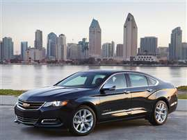 2014 Chevrolet Impala 2LT 4dr Sedan