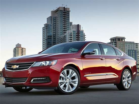 2014 Chevrolet Impala Video Review