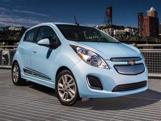 2014 Chevrolet Spark EV Video Review