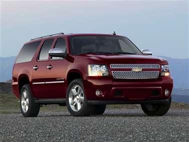 2014 Chevrolet Suburban 1500